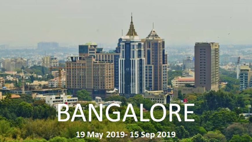 FRCPT- Summer 2019, Bangalore – Venue & Schedule