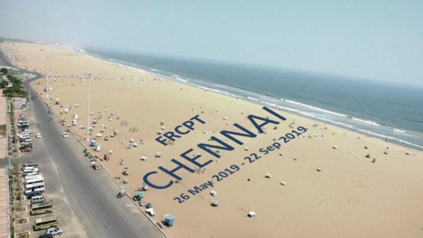 FRCPT – Summer 2019, Chennai – Venue & Lecture Schedule