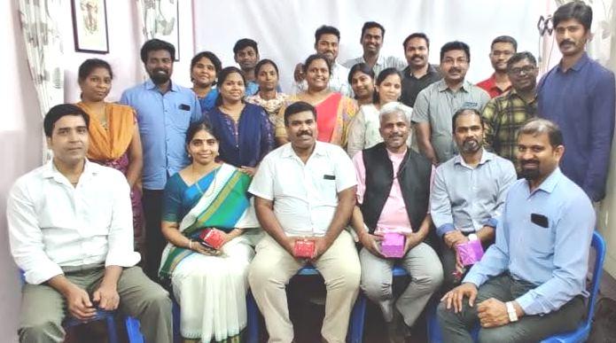 FRCPT 2019-20 Batch – Chennai
